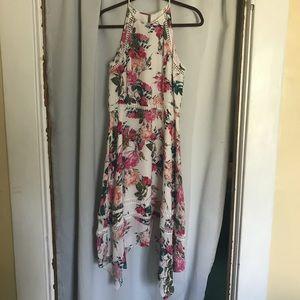 Antonio Melani Handkerchief Dress 🌸
